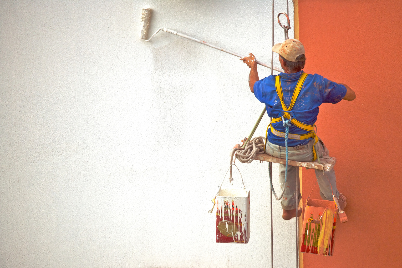 House Painting Why You Should Hire A House Painter  At Home Solutions