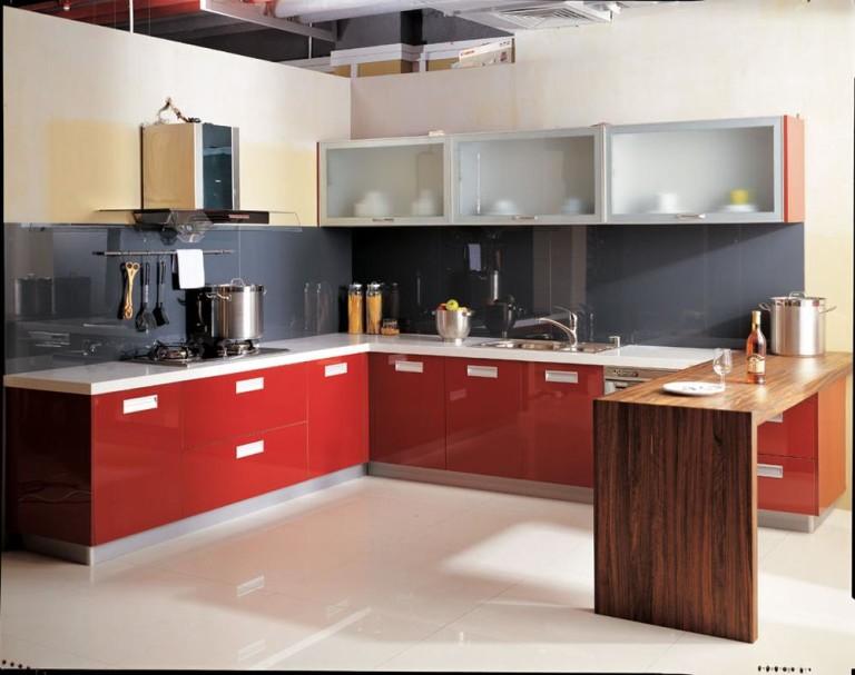 Kitchen Design Essentials - Kitchen Cabinets - At Home ...